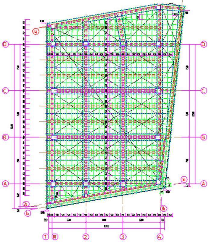 无锡文化艺术学校迁建项目高支模方案(2大方案,8个计算书,30份图纸)