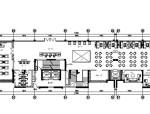 高端住宅小区售楼中心设计施工图(含效果图)