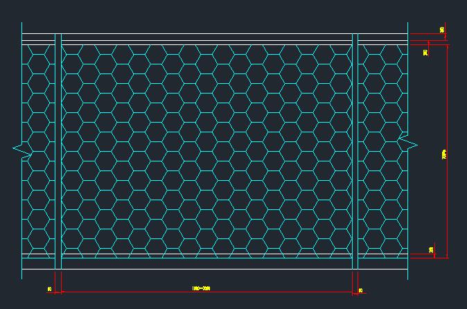 加筋挡土墙节点构造详图