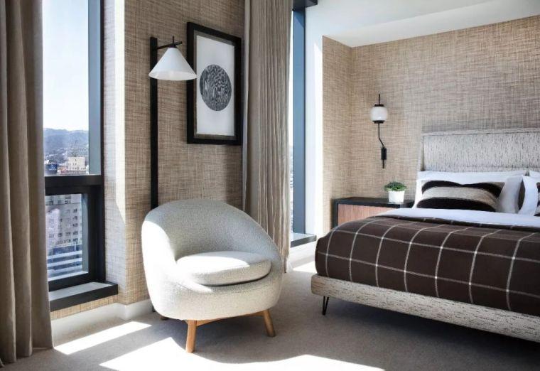 好莱坞的酒店公寓,奢华的画风都变了……_64