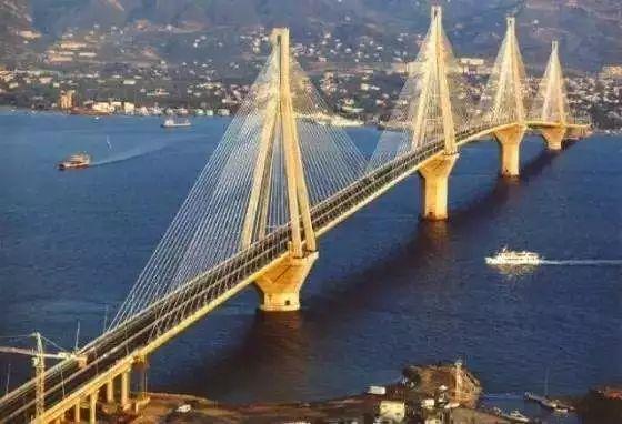 希腊rion-antirion桥——一座将减隔震用到极致的桥梁_3