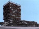 基于BIM平台的绿色设计_中日曹妃甸生态工业园综合服务大楼