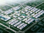 中国联通武汉未来科技城信息园项目一期工程系统图