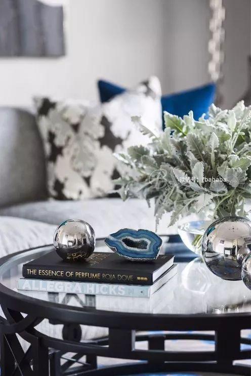 高级灰+蓝色,天生骄傲,打造优雅的高贵感_9