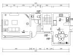 【江苏】现代欧式风格山庄别墅设计施工图(附效果图+pdf)