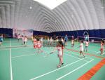 北京气膜羽毛球馆哪家好?