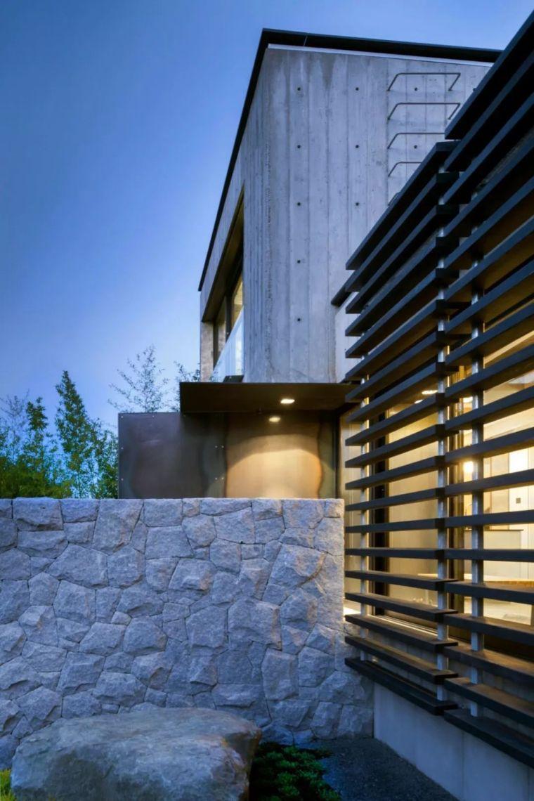 用心设计过的围墙,能让你家小院瞬间与众不同!_32