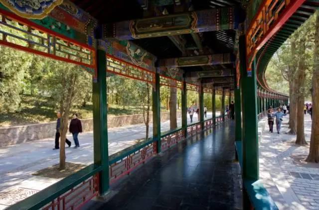 北京连续大雨终于结束了!看看皇家园林为何不用看海