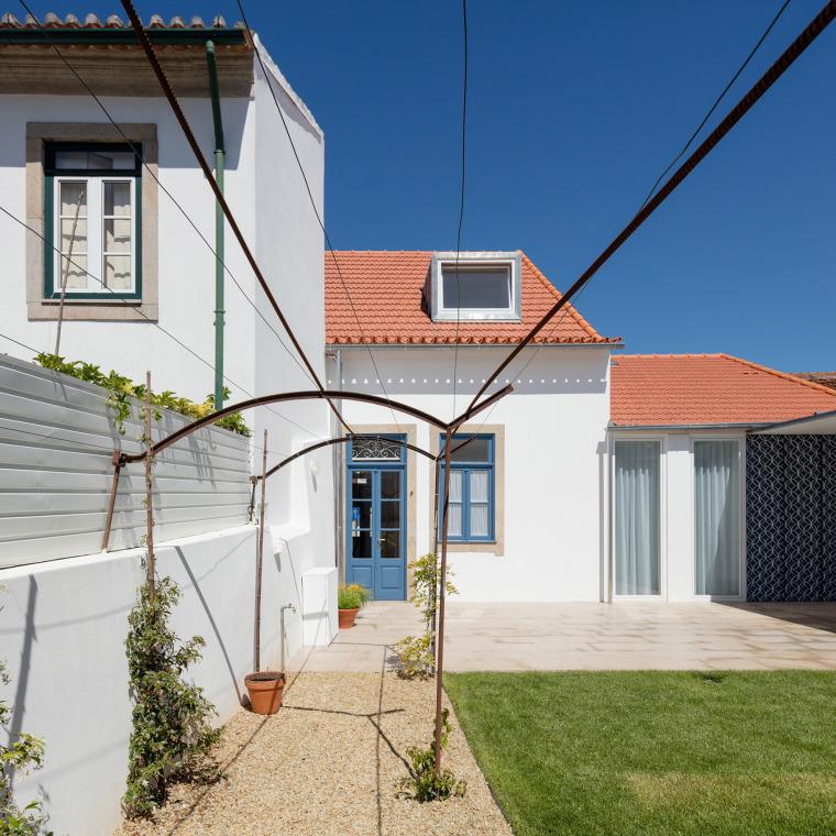 葡萄牙奥瓦尔住宅-2
