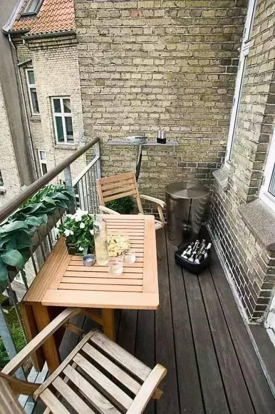 小阳台,也有别墅范……_16