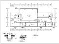 多层度假中心酒店建筑设计施工图全套CAD
