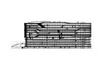 高层商业办公综合体建筑施工图(含节能计算报告书)