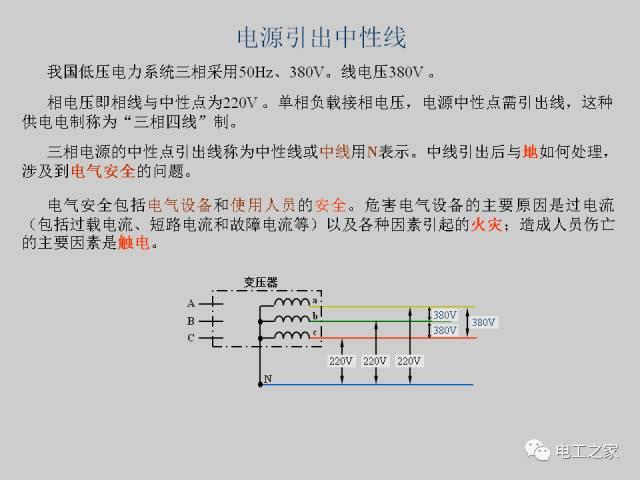 低压配电系统的供电电制和剩余电流动作保护_8