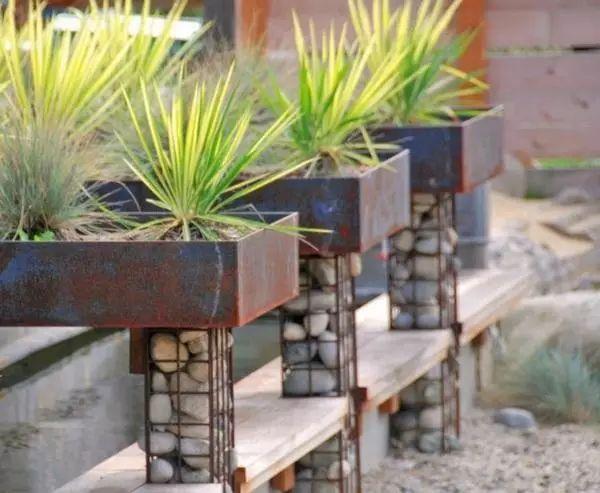 你的花园,需要一个石笼(附教程和美图)_52
