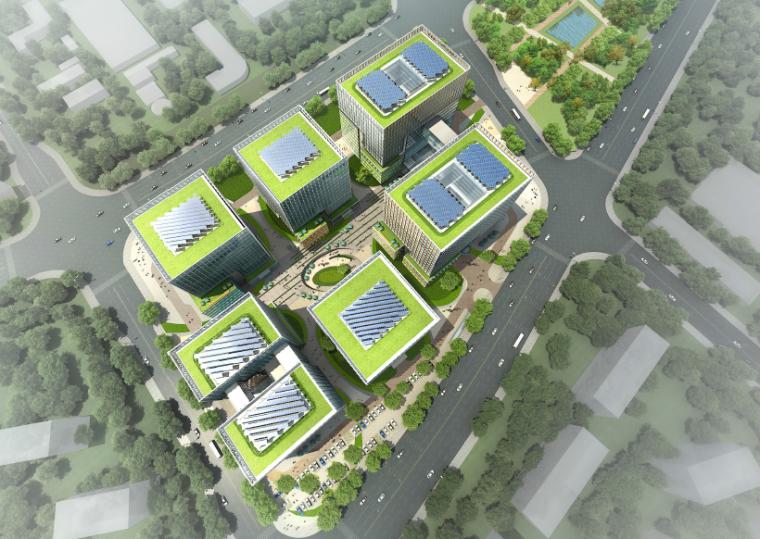[北京]小米科技园区建筑设计方案文本