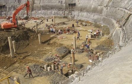 深基坑支护工程支护技巧