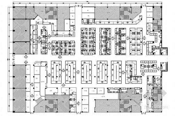 [南京]地标性大型便民综合菜市场室内装修图(含效果图)