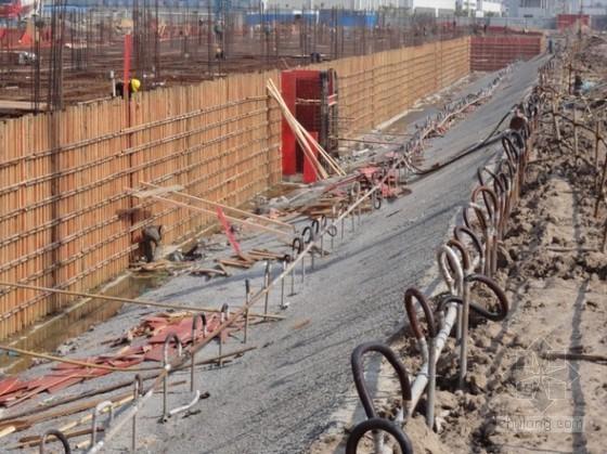 [湖南]大型工程基坑降水排水施工方案