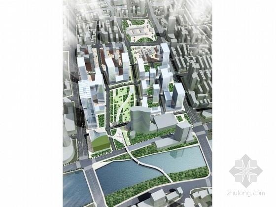 [浙江]濱水城市核心區規劃及單體建筑設計方案文本(知名事務所)