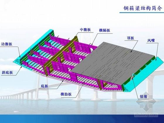 [广东]著名跨海大桥桥梁工程钢箱梁制造新工艺及关键技术解读(图文并茂)