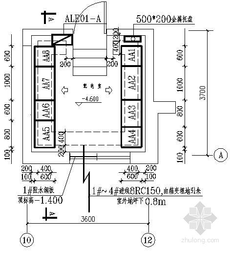 高层强电部分图纸(一)