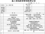 建筑工程项目部质量管理制度(全套)