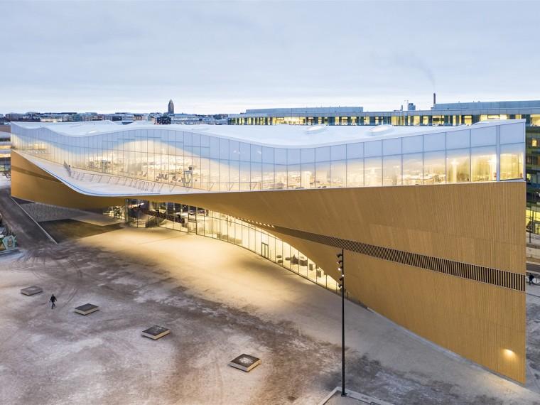 赫尔辛基中央图书馆