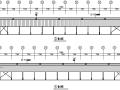 石材有限公司轻型门式钢屋架结构(CAD,10张)