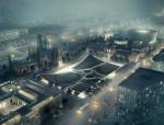 BIG事务所最新设计,华盛顿特区史密森尼博物馆总体规划