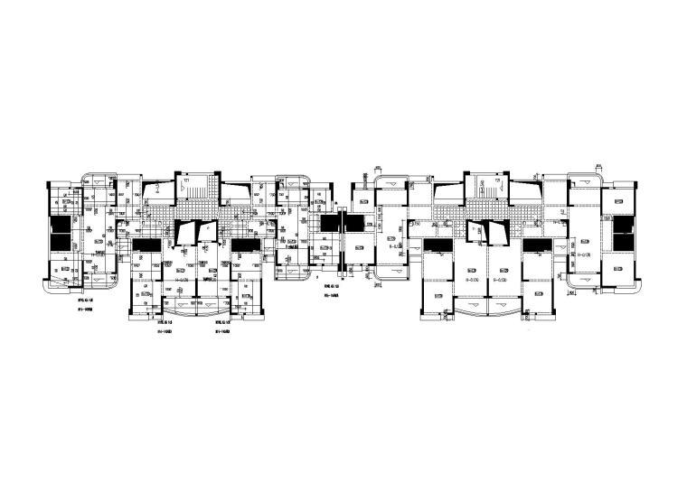 [广东]18层剪力墙结构住宅楼建筑结构施工图