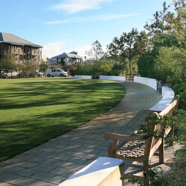 2-佛罗里达新城市主义社区公共景观设计第1张图片