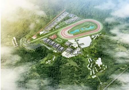 广州香港马会项目,打造BIM绿色数字智造工地