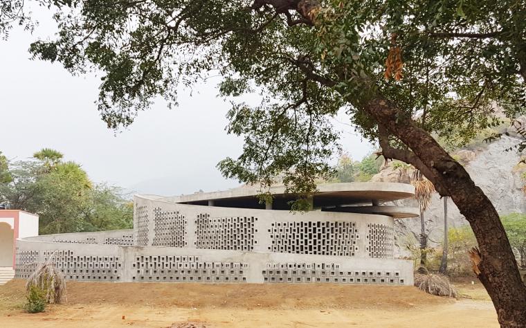 印度原生态社区中心-1