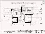 某欧式风格别墅家装设计施工图及效果图