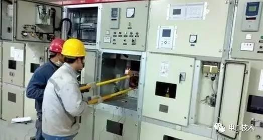 高压配电系统中电气设备的维护问题