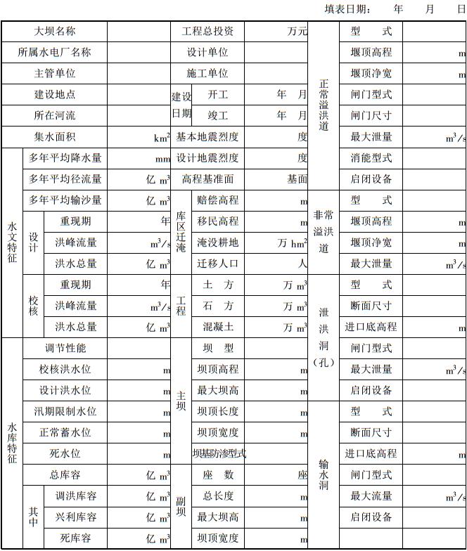 水库大坝安全事故防范与除险加固技术标准手册_3