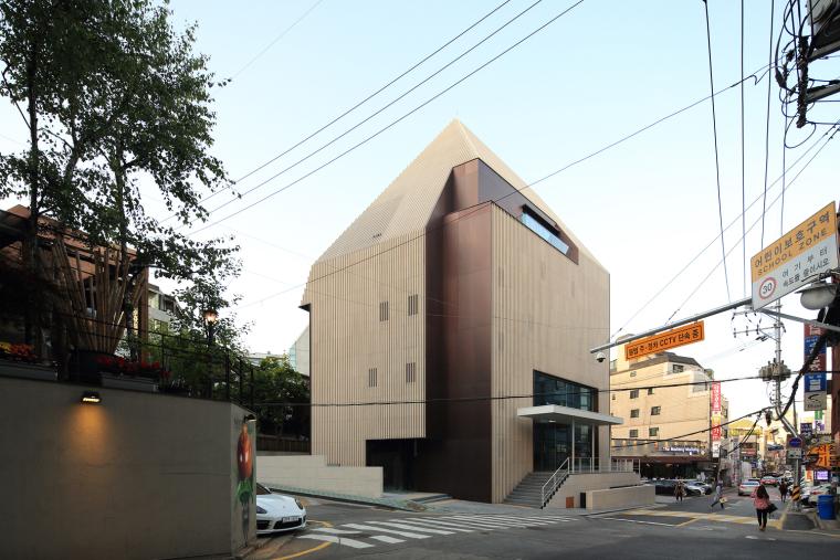 韩国PlaceJ商业建筑