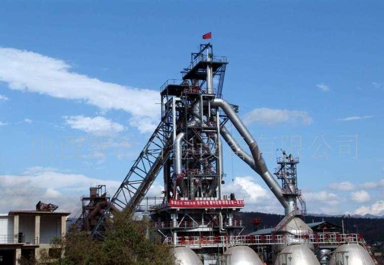 印度孟买某公司2200m3高炉安装工程施工组织设计方案