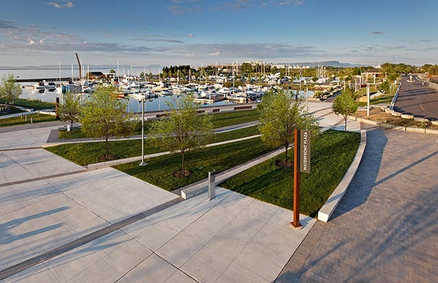 加拿大亚瑟王子码头公园景观设计_12