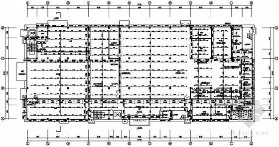 [四川]工业园电子厂房给排水施工图纸