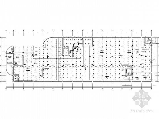 [贵州]服务综合楼给排水施工图纸(游泳池 浴室)