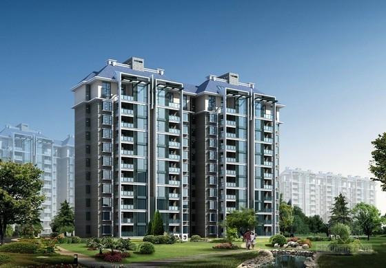 住宅楼照明工程量清单计价实例(含图例及工程量计算)