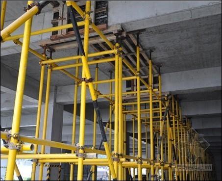 [河南]工业厂房模板工程专项施工方案