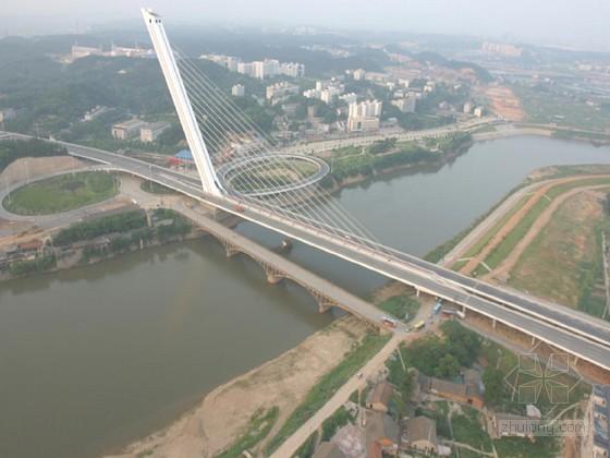 混凝土斜拉桥设计施工培训讲义238页(知名大学 PPT)
