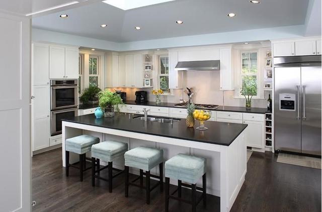 厨房装修,关于开放式厨房,你觉得怎么样呢?