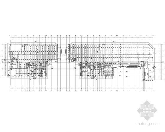 [湖北]14万平高层综合楼给排水施工图纸(酒店、商业、住宅)