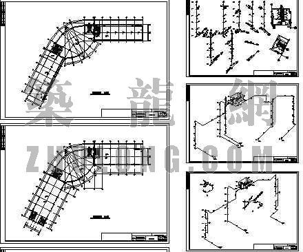 上海浦东张江九洲霸厂区生产车间给排水全套施工图