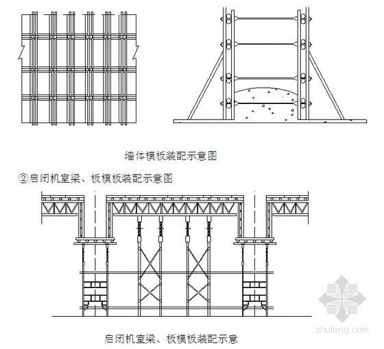 [四川]大坝水利工程枢纽工程施工组织设计