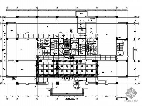 某办公楼装修设计图