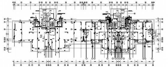 某小区17#楼给排水施工图
